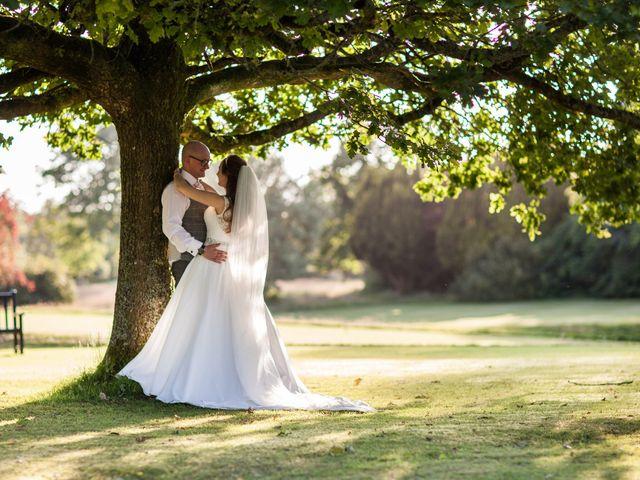 Scott and Lisa's Wedding in East Grinstead, West Sussex 45