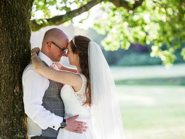 Scott and Lisa's Wedding in East Grinstead, West Sussex 46