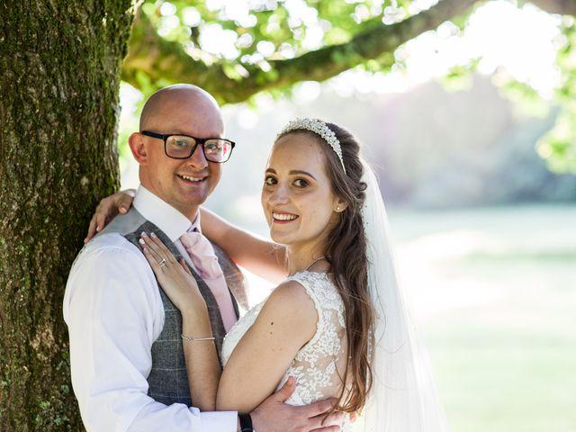 Scott and Lisa's Wedding in East Grinstead, West Sussex 47
