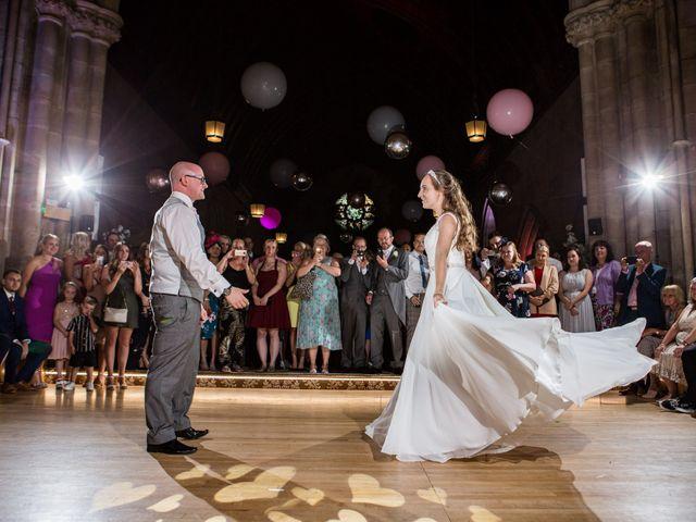 Scott and Lisa's Wedding in East Grinstead, West Sussex 48