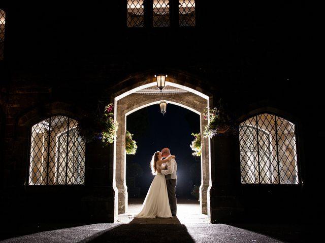 Scott and Lisa's Wedding in East Grinstead, West Sussex 2