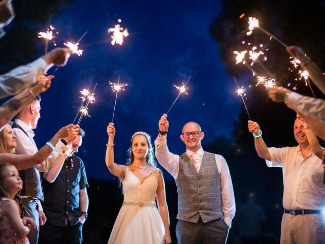 Scott and Lisa's Wedding in East Grinstead, West Sussex 49