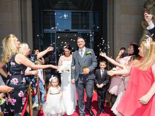 Suzanne & Lee's wedding