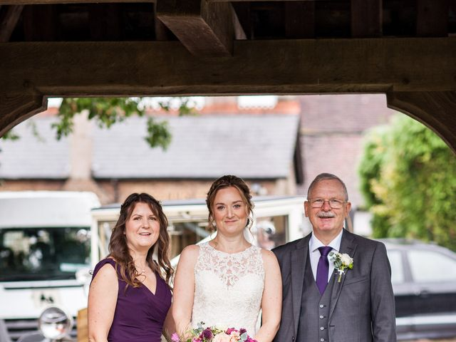 Anthony and Louise's Wedding in Horsham, West Sussex 16