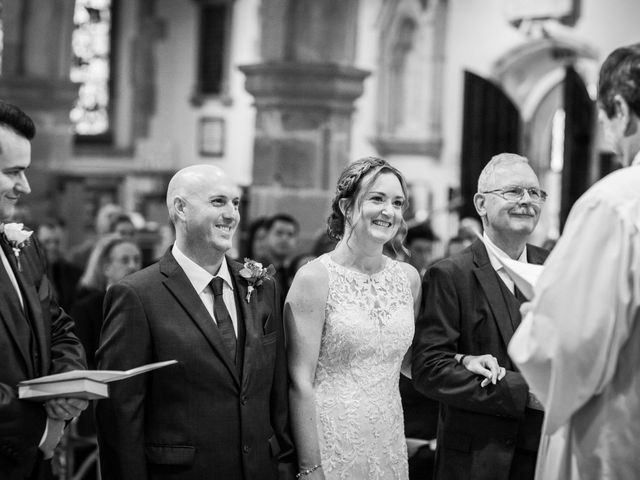 Anthony and Louise's Wedding in Horsham, West Sussex 18