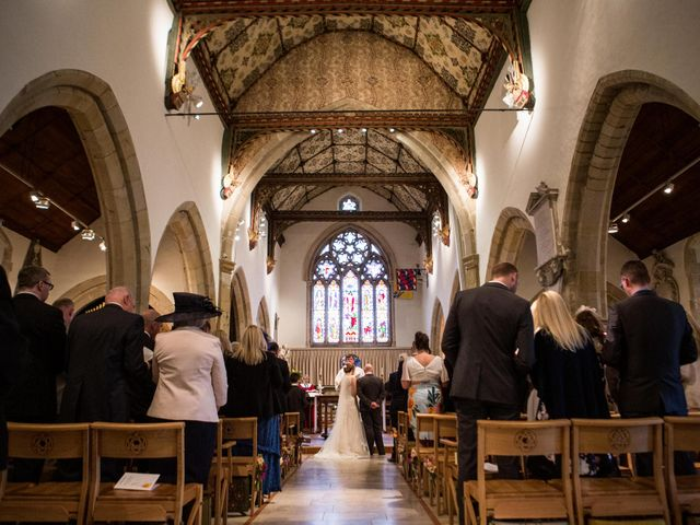 Anthony and Louise's Wedding in Horsham, West Sussex 1