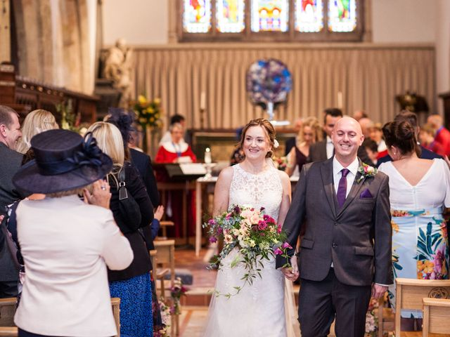 Anthony and Louise's Wedding in Horsham, West Sussex 23
