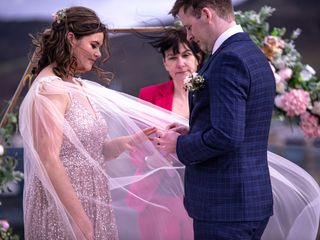 Molly & Michael's wedding