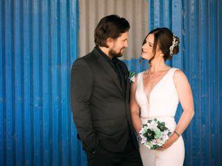 Emily & James's wedding