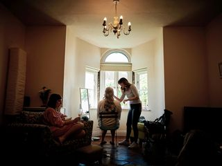 Zoe & Kristen's wedding 2