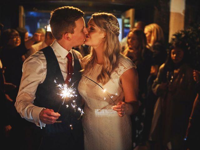 Zoe & Kristen's wedding