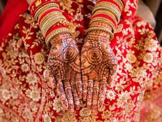 Neetal & Apurva's wedding 1
