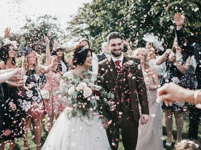 Ashley & Kane's wedding