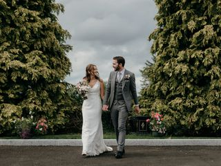 Nikki & Cathal's wedding
