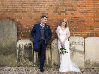 Kelly & Gary's wedding