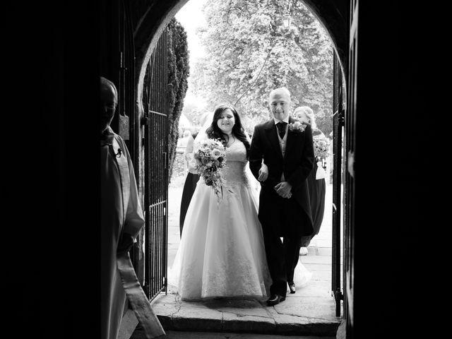 Sean and Charlotte's Wedding in Hertford, Hertfordshire 11
