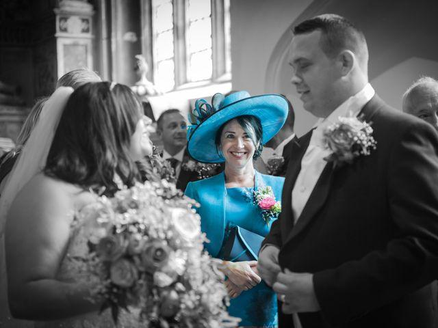 Sean and Charlotte's Wedding in Hertford, Hertfordshire 15