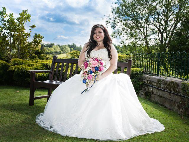 Sean and Charlotte's Wedding in Hertford, Hertfordshire 2