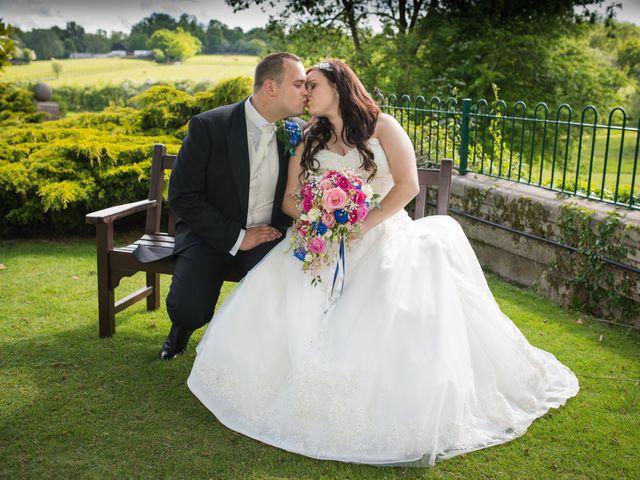 Sean and Charlotte's Wedding in Hertford, Hertfordshire 17