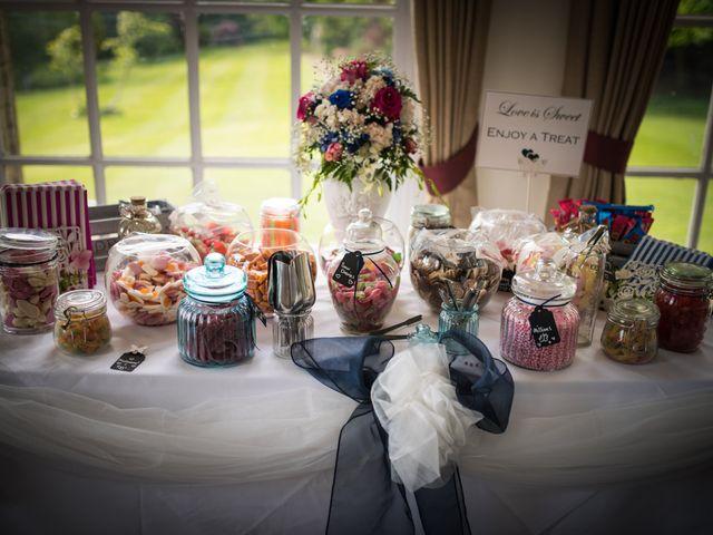 Sean and Charlotte's Wedding in Hertford, Hertfordshire 21
