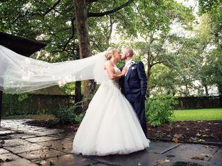 Claire & Mark's wedding