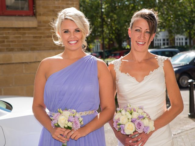 Kelly and Steve's Wedding in Herts, Hertfordshire 5