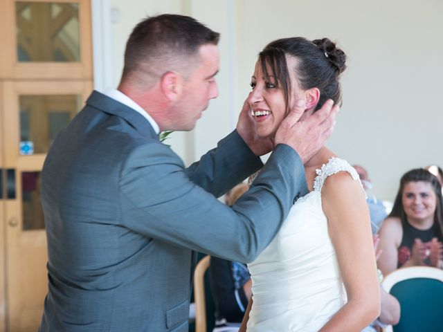 Kelly and Steve's Wedding in Herts, Hertfordshire 6