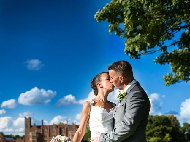 Kelly and Steve's Wedding in Herts, Hertfordshire 2