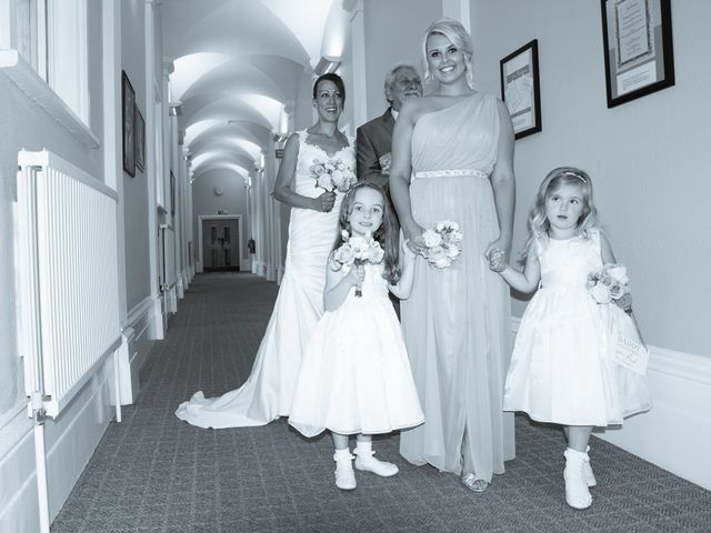 Kelly and Steve's Wedding in Herts, Hertfordshire 15
