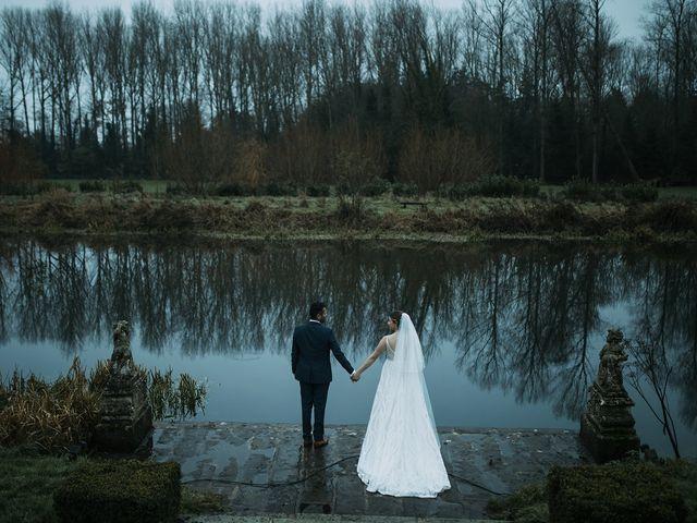 Abigail & Samuel's wedding