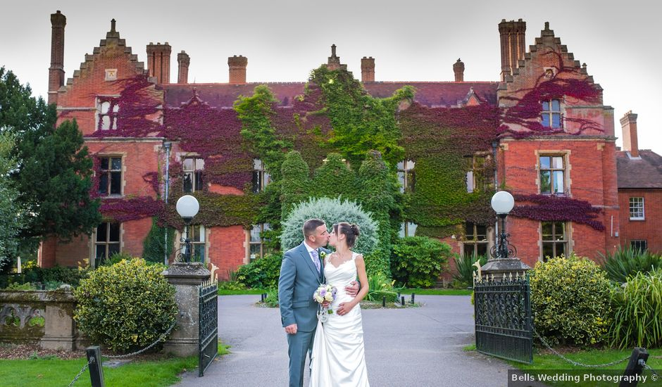 Kelly and Steve's Wedding in Herts, Hertfordshire