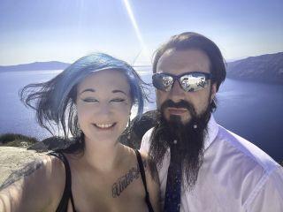 Daniel & Amanda's wedding 3