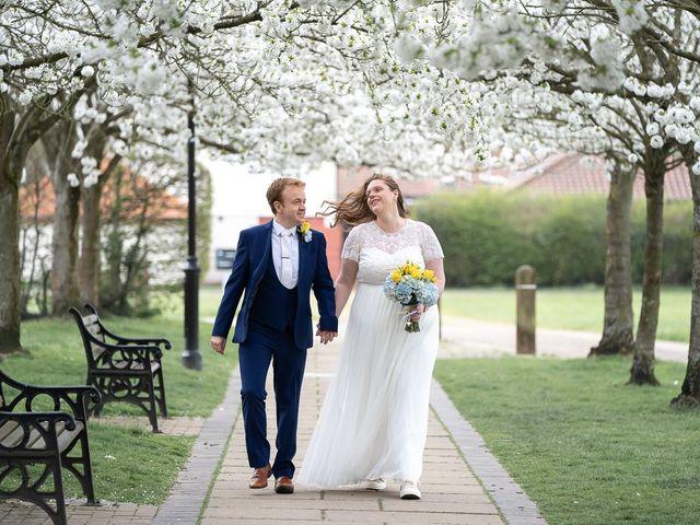 Carly & Gary's wedding