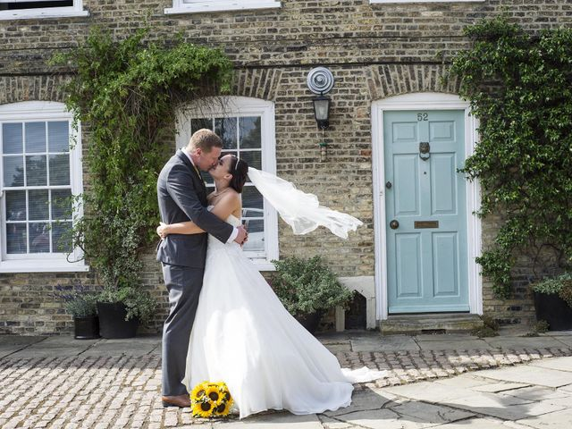 Louise & Michael's wedding