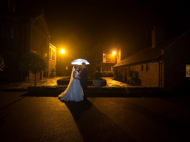 Greig and Chrissy's Wedding in Peover Superior, Cheshire 18