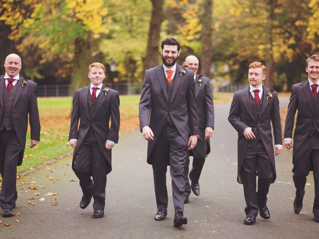 Greig and Chrissy's Wedding in Peover Superior, Cheshire 23