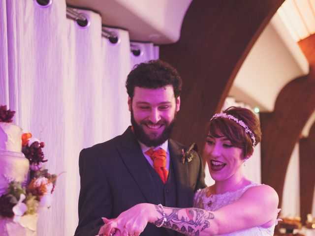 Greig and Chrissy's Wedding in Peover Superior, Cheshire 47