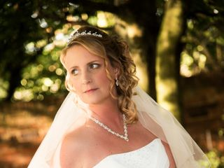Ashleigh & David's wedding 1