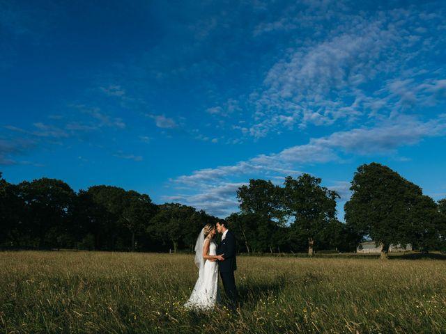 Kirsty & Ben's wedding