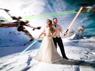 Natalie & Wayne's wedding