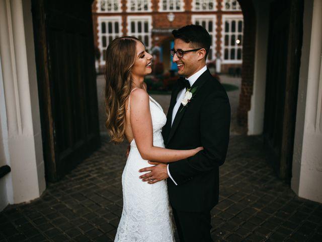 Faye & Ben's wedding