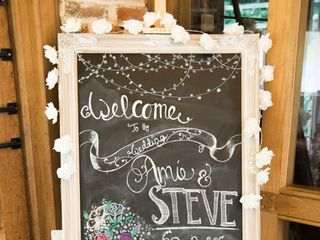 Amie & Steve's wedding 2