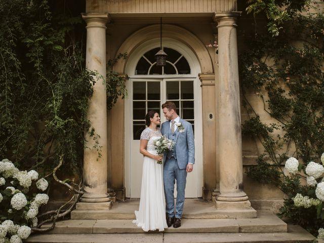 Hannah & Jake's wedding