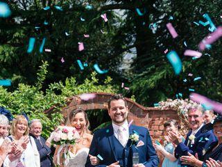 Flora & Callum's wedding