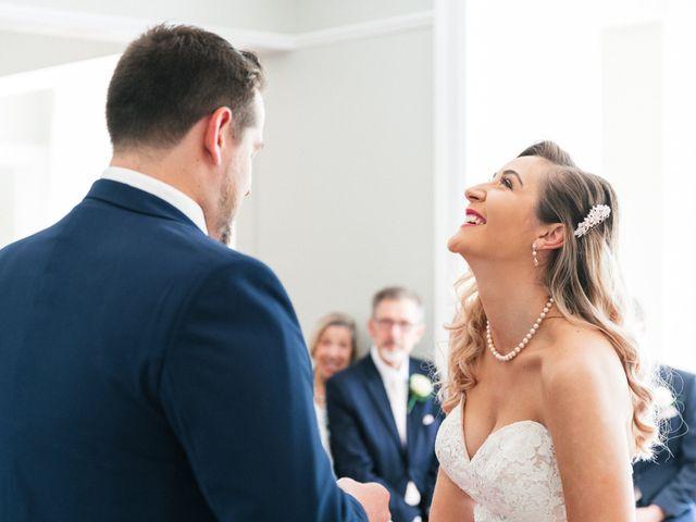 Callum and Flora's Wedding in Nr Rugby, Warwickshire 26