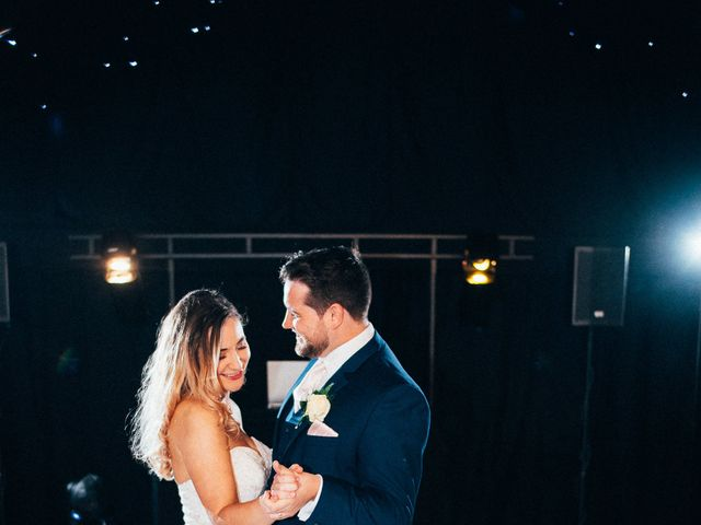 Callum and Flora's Wedding in Nr Rugby, Warwickshire 45