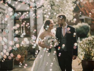 Charlotte & Tom's wedding