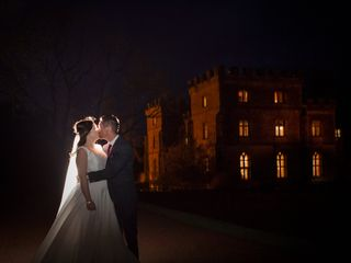 Hannah & Dean's wedding