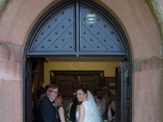 Aimee & Dave's wedding 1