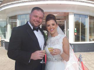 Aimee & Dave's wedding